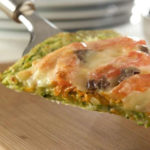 Pizza sem farinha