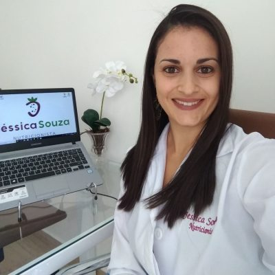 Jessica Souza Nutricionista - Grupo de Emagrecimento 30 Dias com a Nutri